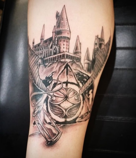 Magical Harry Potter Tattoos | Inspiration