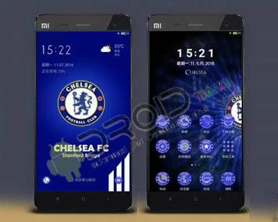 Kumpulan Theme Miui Klub Sepak Bola untuk Xiaomi Terbaru