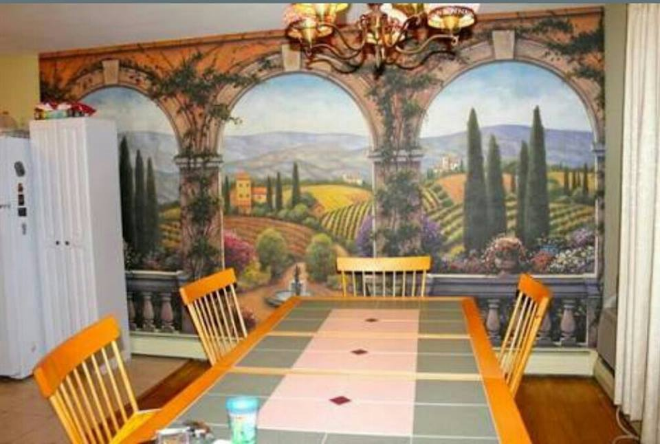 Mural art mural cafe mural indonesia mural cafe sebagai for Mural untuk cafe