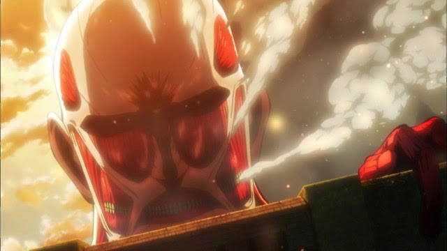 J and J Productions: Attack on Titan Episode 1 Review