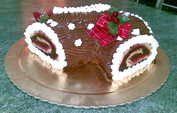 Ricetta Tronchetto Di Natale Senza Glutine.Cibo Che Fa Sognare Senza Glutine Tronchetto Di Natale Senza
