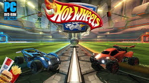 Download Rocket Wheels Hot Wheels Game For PC