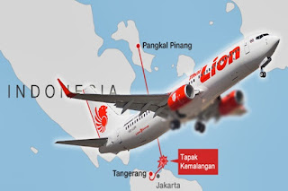 Nahas lion air JT610