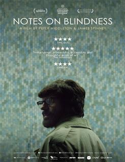 Poster Notas Sobre la Ceguera