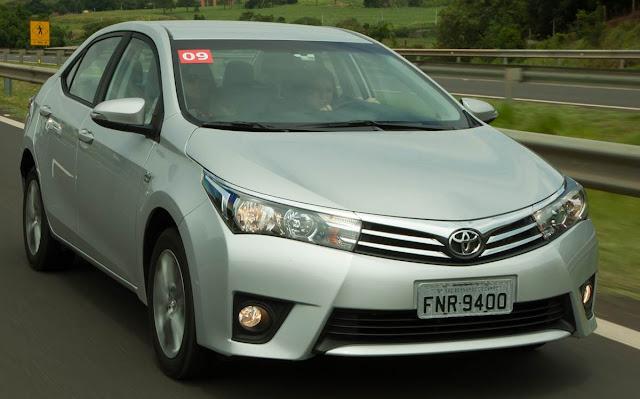 Toyota Corolla XE 2.0 x VW Jetta 1.4 TSI Automático