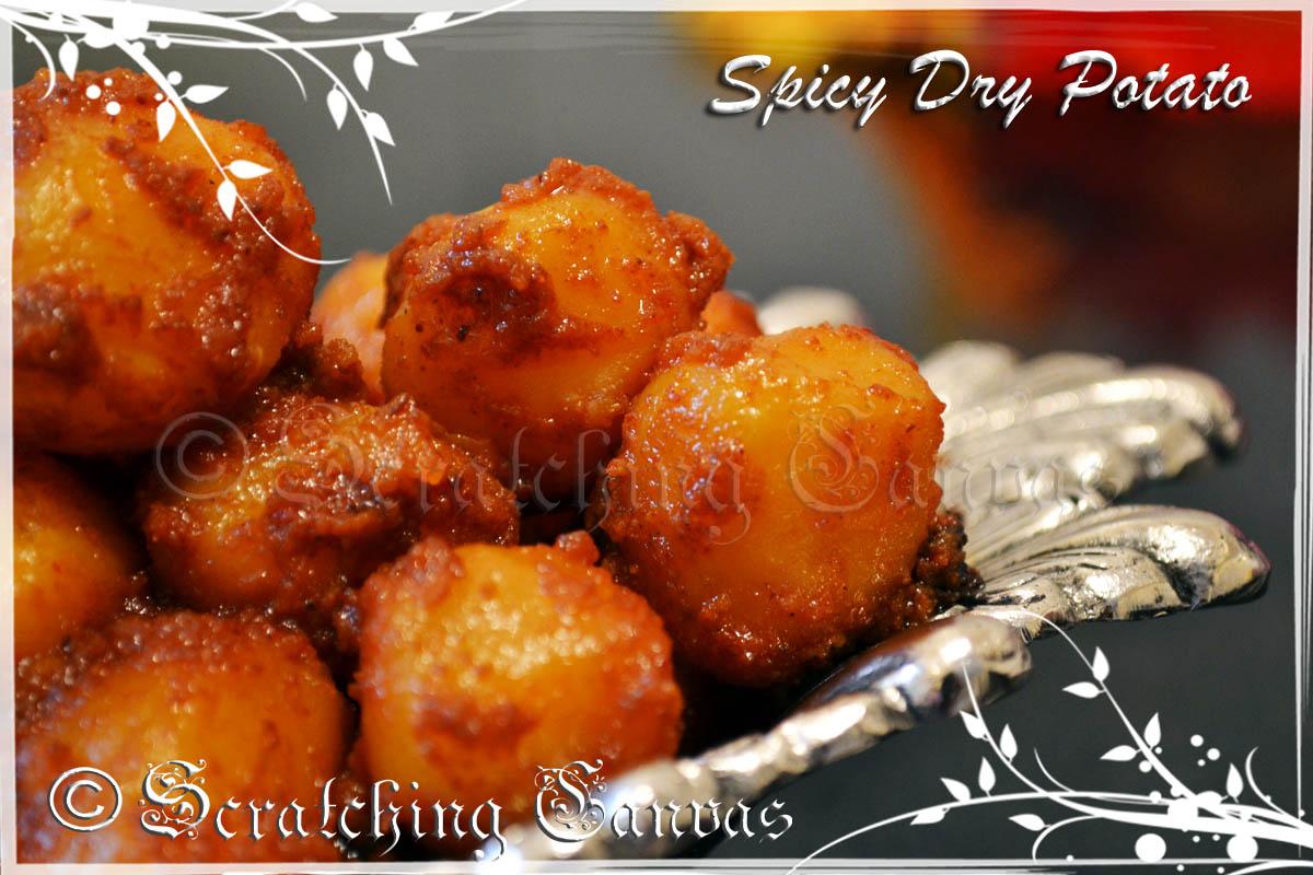 Bengali aloo dum complete veg no onion no garlic jhal jhal alur dom forumfinder Image collections