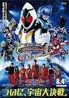 Kamen Rider Fourze the Movie: Everyone, Space is Here! MP4 Subtitle Indonesia