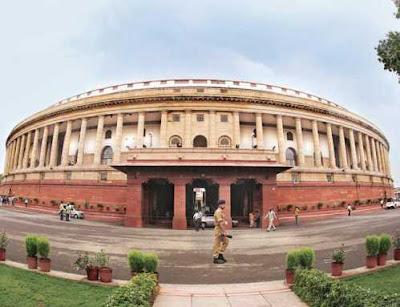 16th Lok Sabha Concluded