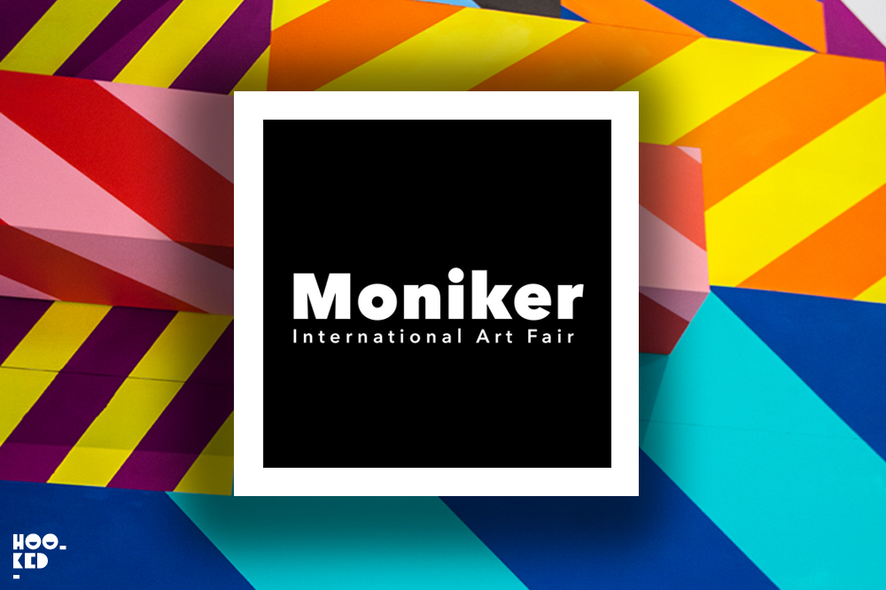 Moniker Art Fair at the Truman Brewery in East London