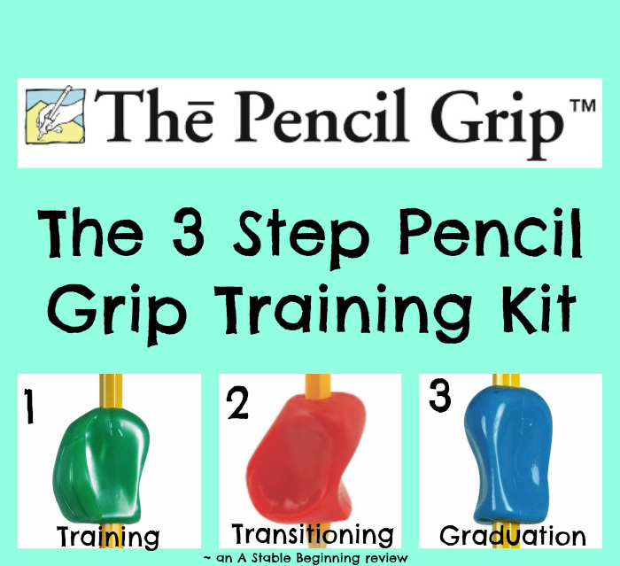 The Pencil Grip Universal Ergonomic Writing Aid 6 Count Assorted Colors (TPG-11106)
