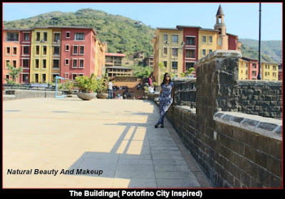 Beautiful Residential Buildings of Lavasa