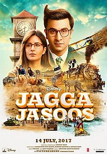 Jagga Jasoos (2017) Hindi - 720p Bollywood Movie Download From Simpletorrent