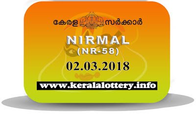 keralalottery.info, 2 March 2018 Result, kerala lottery, kl result,  yesterday lottery results, lotteries results, keralalotteries, kerala lottery, keralalotteryresult, kerala lottery result, kerala lottery result live, kerala lottery today, kerala lottery result today, kerala lottery results today, today kerala lottery result, 2 3 2018, 2.3.18, kerala lottery result 02-03-2018, nirmal lottery results, kerala lottery result today nirmal, nirmal lottery result, kerala lottery result nirmal today, kerala lottery nirmal today result, nirmal kerala lottery result, nirmal lottery NR 58 results 2-3-2018, nirmal lottery NR 58, live nirmal lottery NR-58, nirmal lottery, 02/03/2018 kerala lottery today result nirmal, nirmal lottery NR-58 2/3/2018, today nirmal lottery result, nirmal lottery today result, nirmal lottery results today, today kerala lottery result nirmal, kerala lottery results today nirmal, nirmal lottery today, today lottery result nirmal, nirmal lottery result today, kerala lottery result live, kerala lottery bumper result, kerala lottery result yesterday, kerala lottery result today, kerala online lottery results, kerala lottery draw, kerala lottery results, kerala state lottery today, kerala lottare, kerala lottery result, lottery today, kerala lottery today draw result, kerala lottery online purchase, kerala lottery online buy, buy kerala lottery online