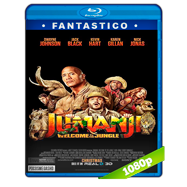 Jumanji: En la selva (2017) Full HD 1080p Audio Dual Latino-Ingles