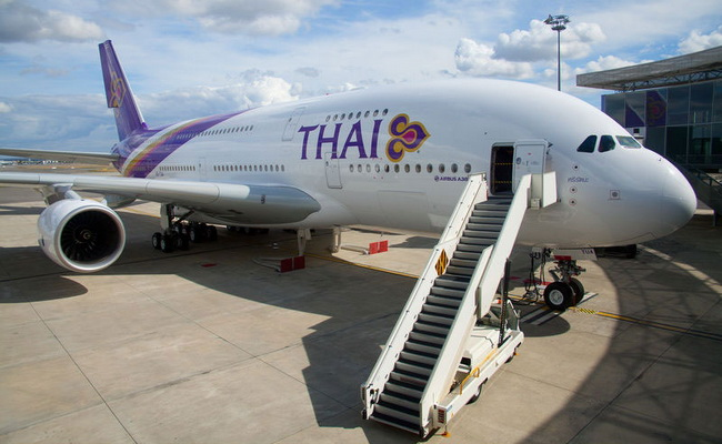 Xvlor List of airports in Thailand