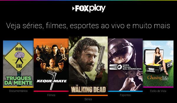 FoxPlay -  filmes online