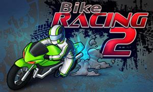 لعبة سباق الدراجات Bike Racing 2 من الالعاب الجميلة والجيدة فى سباق الدراجات النارية للعلامات التجارية الجديدة والاكثر جنون