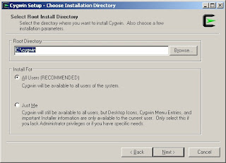 CREATE SFTP SERVER using CYGWIN - AdminDocumentation