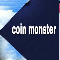 Download APK Penghasil Uang dan Pulsa Gratis Coin Monster Android Mudah