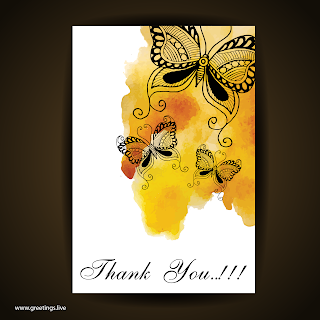 Thank you greetings images