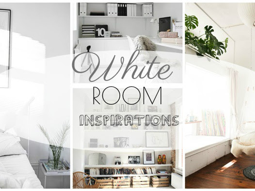85. MIX: White room inspirations.
