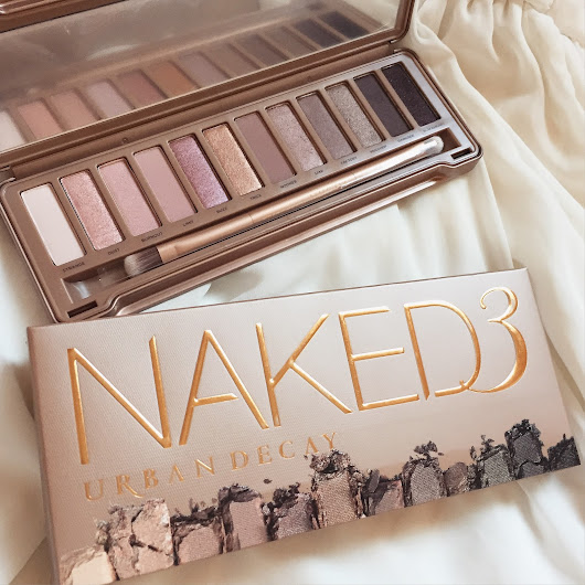 Review: Urban Decay Naked 3 Eyeshadow Palette