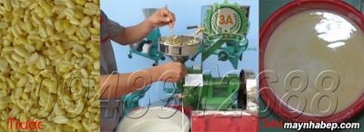 Máy nghiền bột nước siêu mịn