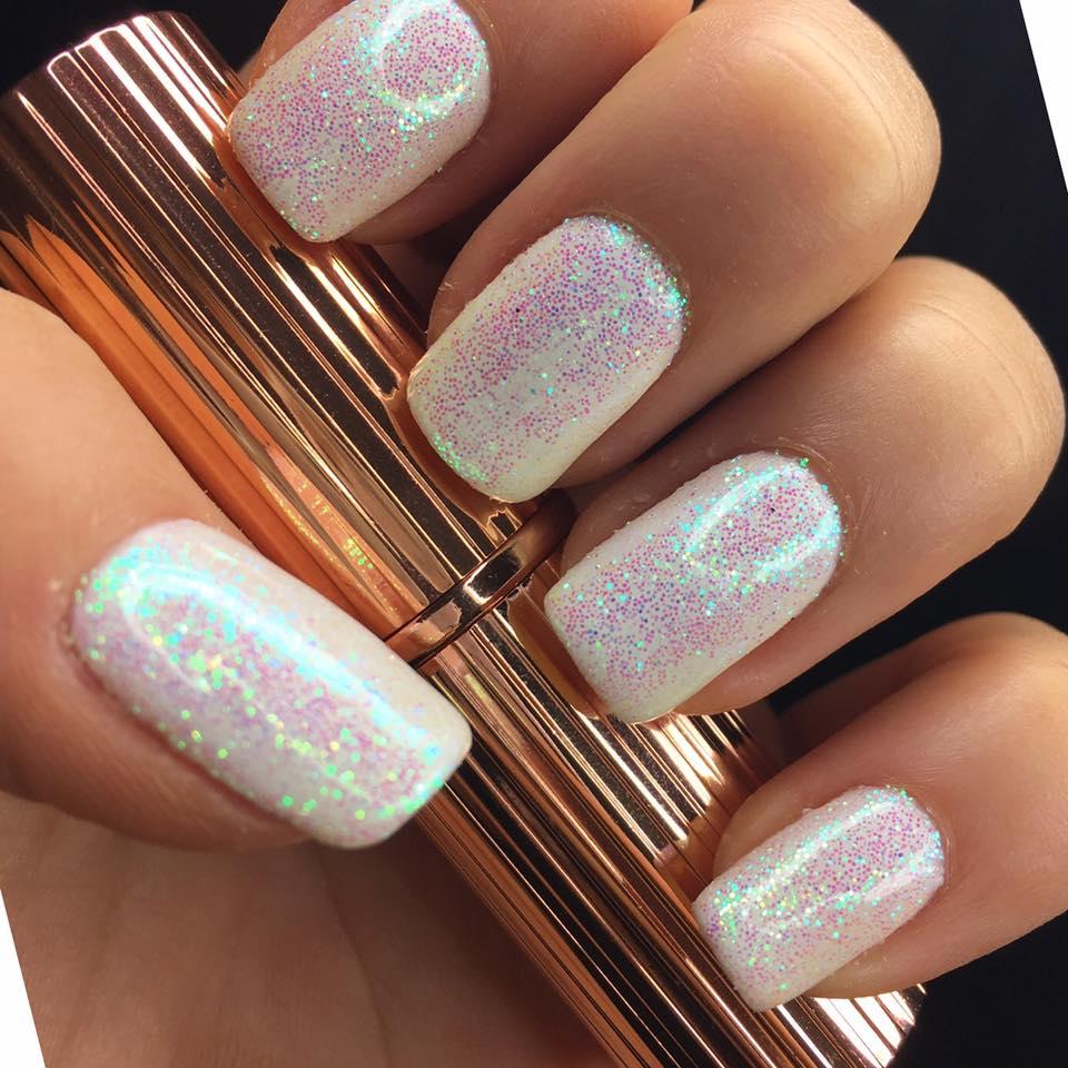 Claudia Wright: Princess Nails at Q61 Beauty Salon in Leeds