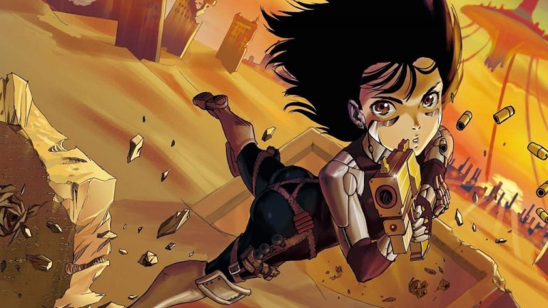 Live Action Alita: Battle Angel Versi Hollywood
