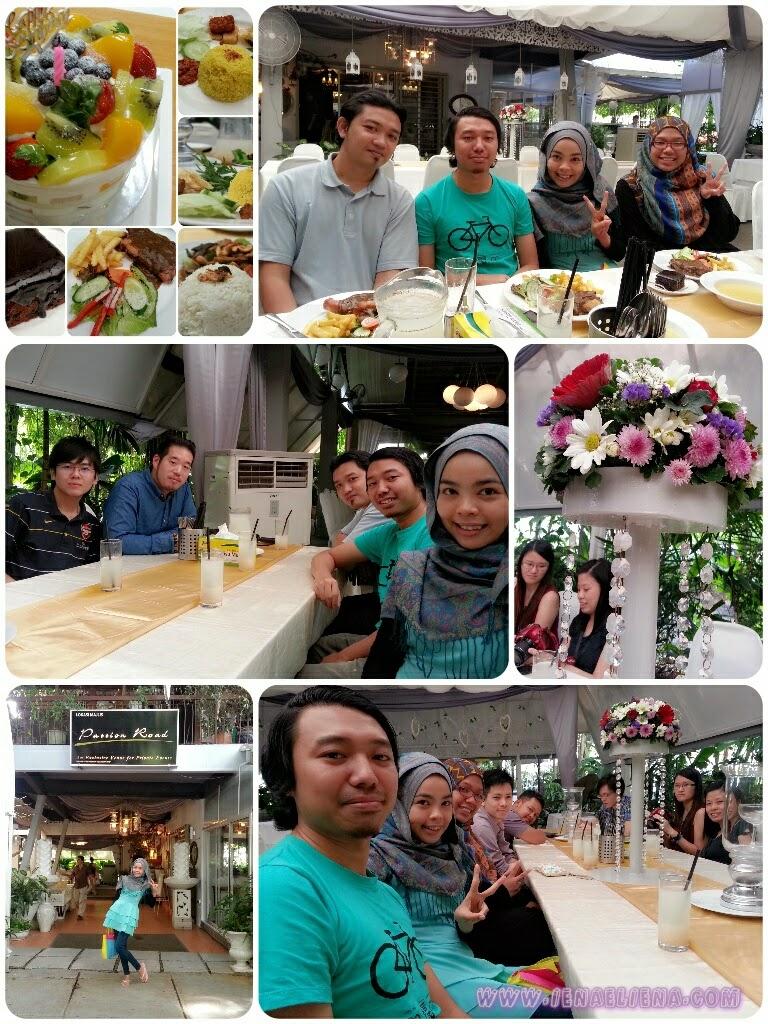 Passion Road Secret Garden Jalan Yap Kwan Seng