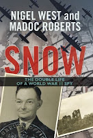 Cover - SNOW - Nigel West & Madoc Roberts.