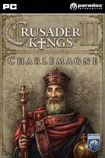 Crusader Kings II Charlemagne (PC) 2014