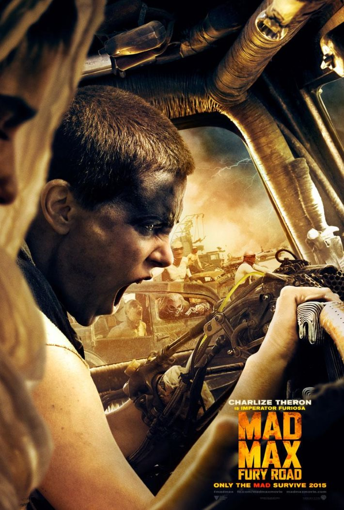 Poster 3: Mad Max Fury Road