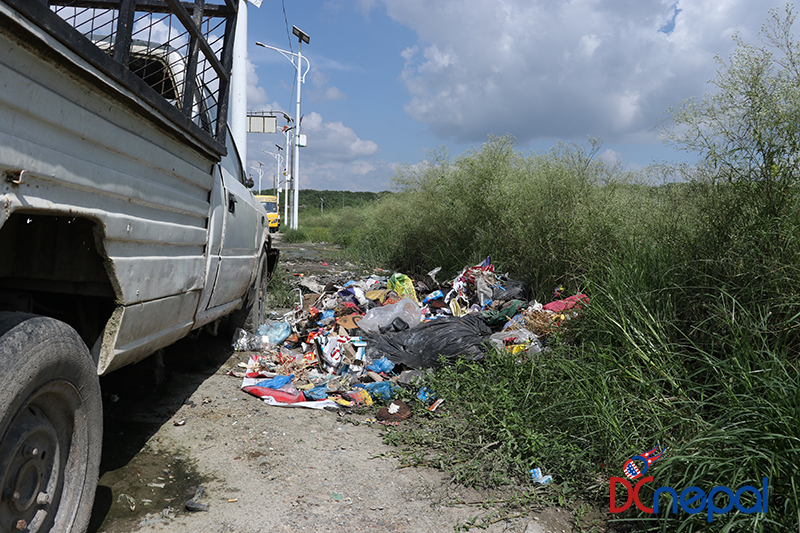 Tinkune Park After BIMSTEC  | Wastage of 65 Lakhs? 3
