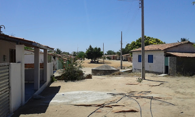 Olho D'Água do Casado: Homem é morto a golpes de faca no Assentamento Nova Esperança