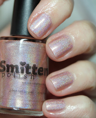Smitten Polish The Accidental Nudist Dreamland Lacquer