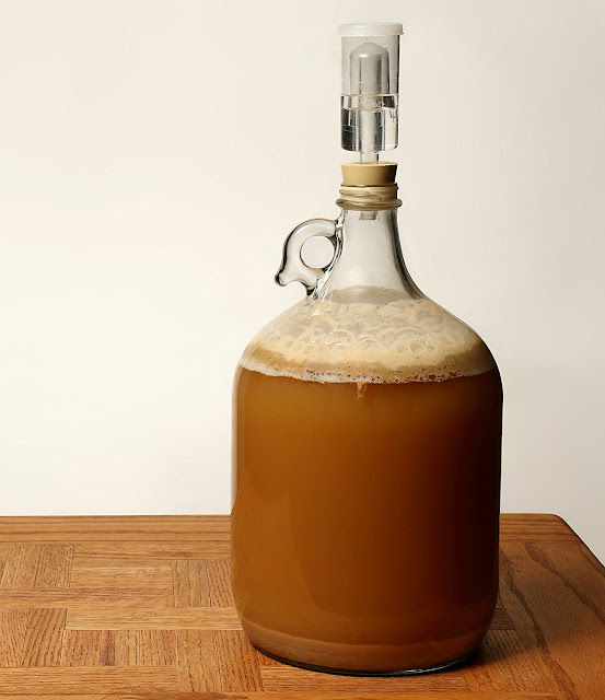 small batch brewing one gallon