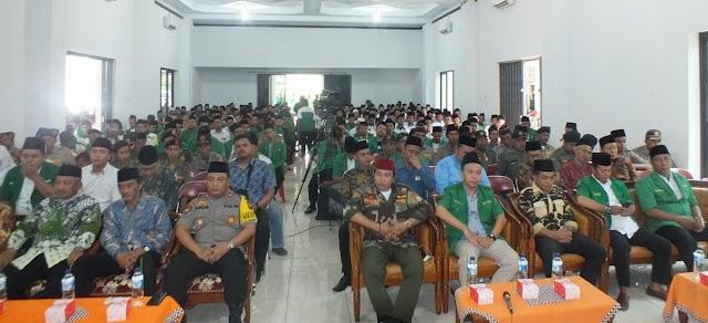 Rapat Kerja Cabang ke IV GP Ansor Purworejo