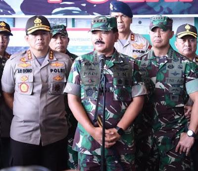 Pasukan Gabungan TNI-Polri Evakuasi 16 Jenazah Korban Penembakan KKB di Nduga Papua