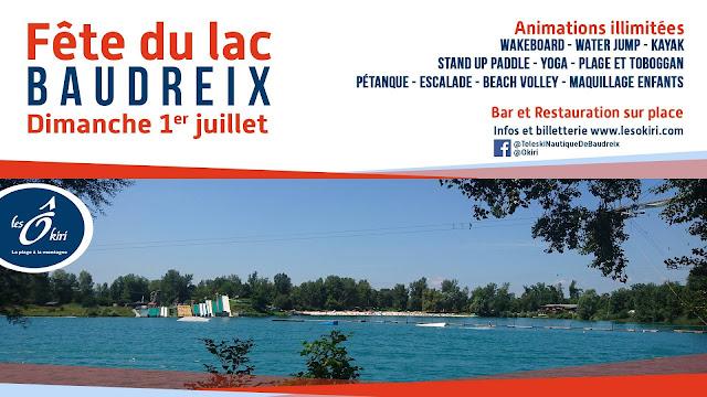 Fête du Lac de Baudreix 2018