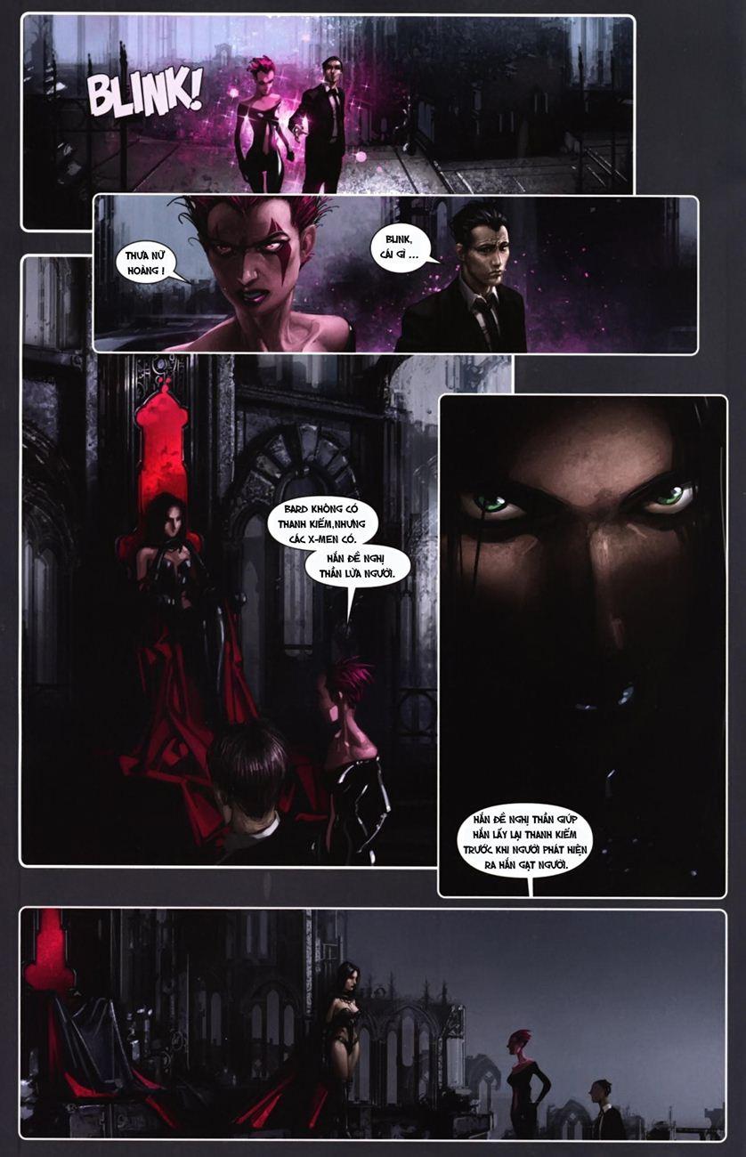 X-Men Necrosha chap 6 trang 17