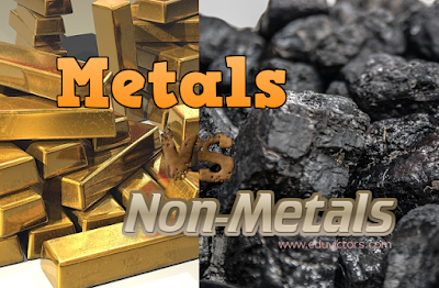 CBSE Class 8 - Science - CH4 Metals and Non-Metals (NCERT Exemplar Answers) (#cbseNotes)