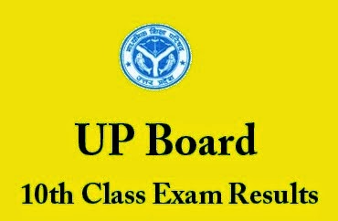 UP Board 10th Class Exam Results 2016