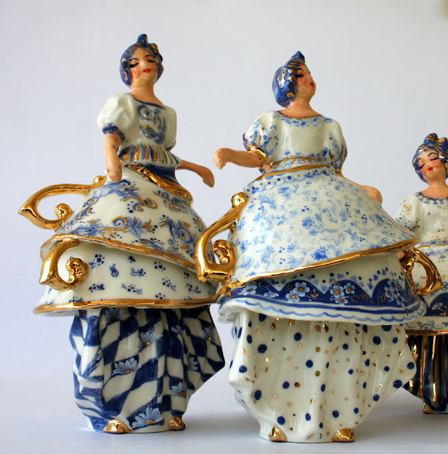 Porcelain Dolls Master: Fugi Naim by The Little Treasures