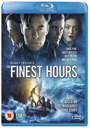 The Finest Hours 2016 BluRay 400MB Hindi Dual Audio 480p ESub Watch Online Full Movie Download bolly4u
