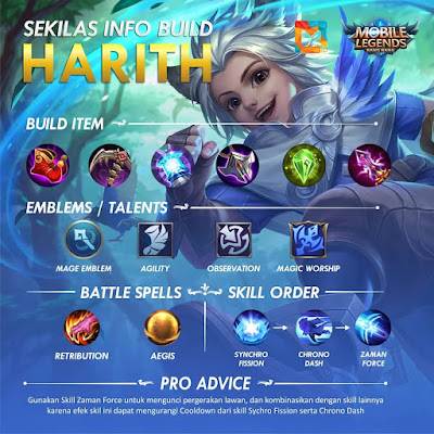 Auto Savage Guide & Build Item Harith Tersakit Mobile Legends