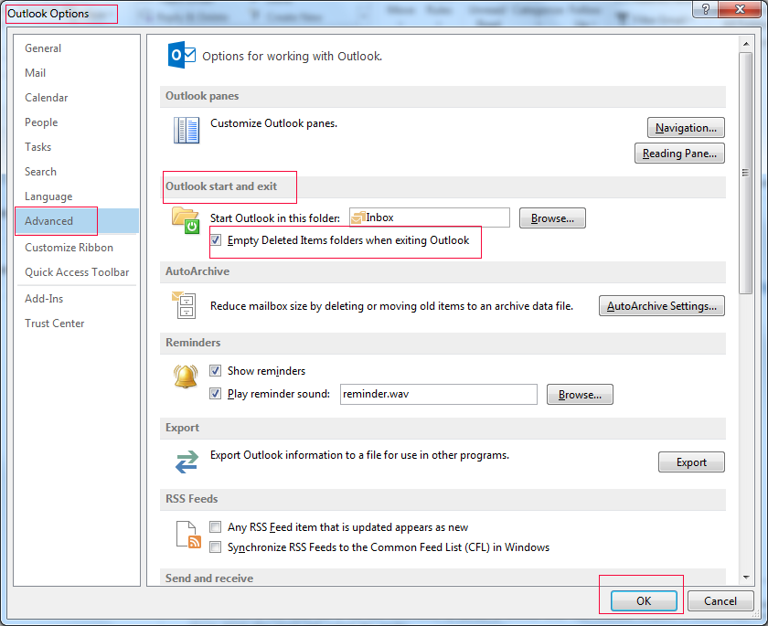 Receiving reported error 0x800ccc92