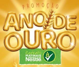 Cadastrar Promoção Nestlé Ano de Ouro 2018 Cereais Matinais Prêmios