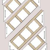 Diagonal setting