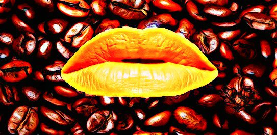 Ethiopian Coffee Kiss DIY Lip Balm Recipe